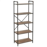 Bronx 5 Tier etagère in Antique Black Product Image