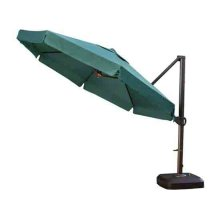 Patio Umbrella : Siena 11.5 ft. Cantilever