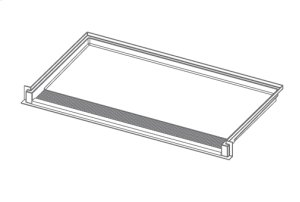 F6034CTRPAN - Shower pan
