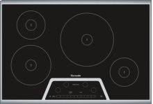 $934 OFF THIS BRAND NEW - FULL WARRANTY INDUCTION 30 inch Masterpiece® Series  Cooktop CIT304KB