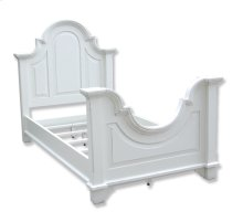 Chesapeake Arched Twin Bed
