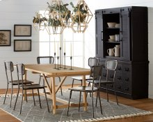 Joiners Dining Table with Method Chairs