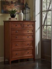 6-Drawer Chest