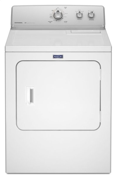 7.0 Cu. Ft. Large Capacity Dryer with Wrinkle Control Product Image