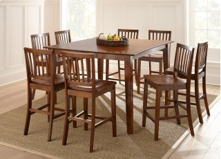 Branson Counter Table 7 Piece Set