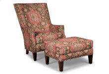 Button Back Chair