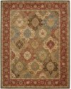 LIVING TREASURES LI03 MTC RECTANGLE RUG 5'6'' x 8'3''