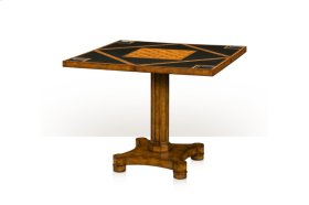Circle To Square Game Table