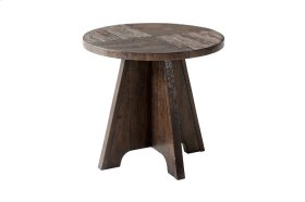 Mill Hill Side Table, Dark Echo Oak