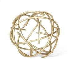 Brass Stick Sphere Small