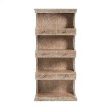 Juniper Dell Bookcase - English Clay