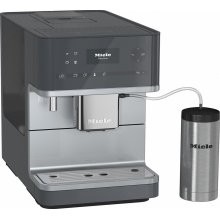 CM 6350 Countertop coffee machine with OneTouch for Two feature and integrated cup warmer for perfect coffee.