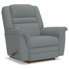 Sequoia Reclina-Rocker® Recliner w/ Two-Motor Massage & Heat