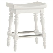 Retreat - 5 O'clock Somewhere Counter Stool In Saltbox White