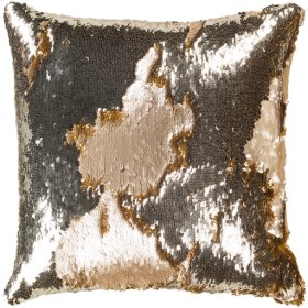 "Andrina ADN-001 18"" x 18"" Pillow Shell with Polyester Insert"