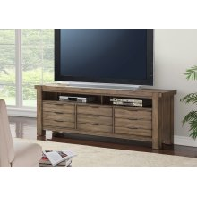 Brighton 76 in. TV Console