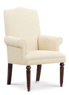 Sandra Arm Dining Chair - 25 L X 26 D X 43 H