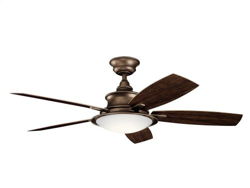 """Cameron 52"""" Fan Weathered Copper"""