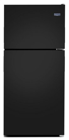 30-inch Wide Top Freezer Refrigerator with LED Lighting - 18 cu. ft.