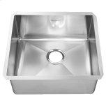 American StandardPrevoir Stainless Steel Undermount 23 Inch by 18 Inch 1-Bowl Kitchen Sink - Brushed Satin