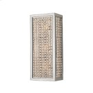 Norwood Wall Sconce - Polished Nickel Product Image