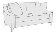 Norton Loveseat in Mocha (751)
