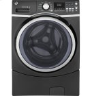 Energy Star 5.2 cu.ft. capacity stainless steel drum frontload washer Product Image