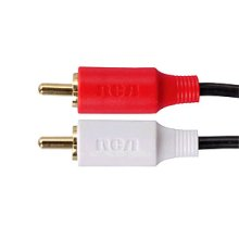 RCA 17 Ft Stereo Audio Cable