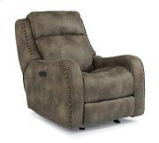 Springfield Fabric Power Gliding Recliner with Power Headrest Product Image