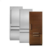 """Monogram® 30"""" Fully Integrated Customizable Refrigerator with Convertible Drawer"""