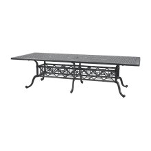 "Grand Terrace 48"" x 112"" Rectangular Dining Table"