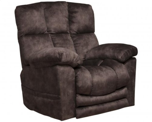 Power Lift Recliner w/Dual Motor & Extended Ottoman