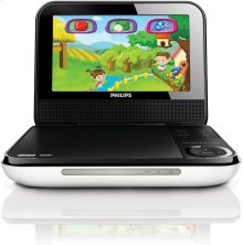 "17.8 cm (7"") LCD Portable DVD Player"
