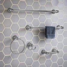 TR Series 18 Inch Towel Bar - Polished Chrome