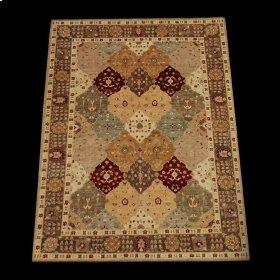 Afghan Veg Dye Carpet 10x13.6