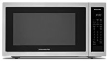 "21 3/4"" Countertop Convection Microwave Oven ™ 1000 Watt - Stainless Steel"