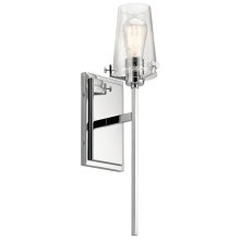 Alton Collection Alton 1 Light Wall Sconce CH