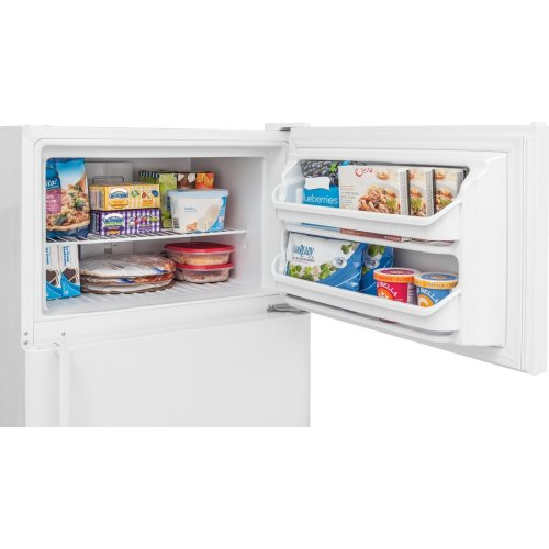 Crosley Top Mount Refrigerator - Stainless