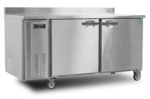 Freezer, Two Section Worktop