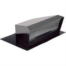 Roof Cap - Black