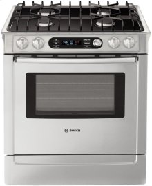 Floor Model Sale - Integra Dual-Fuel Range Pro 700 Series Integra Dual-Fuel Range