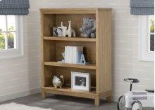 Monterey Bookcase/Hutch - Rustic Rye (754)
