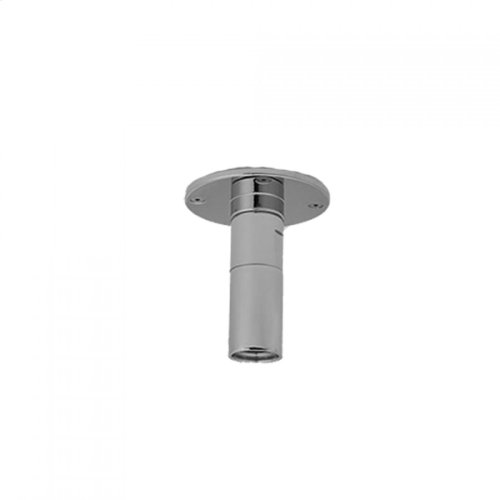 Satin Nickel - Ceiling Mount Arm for Water Feature Rain Canopy