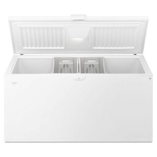 22 cu. ft. Chest Freezer with Extra-Large Capacity and Temperature Alarm