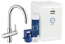 GROHE Blue Chilled & Sparkling Starter kit