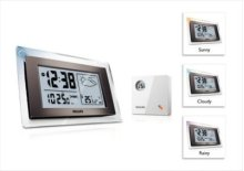 Weather Clock Radio