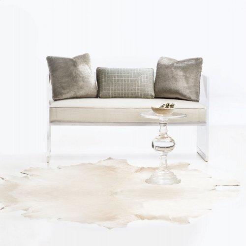 Aubrey Round Chairside Table