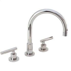 English Bronze Kitchen Faucet
