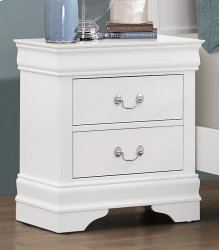 LP Grey Nightstand