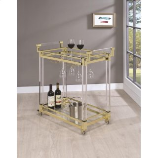 Gatsby Serving Cart